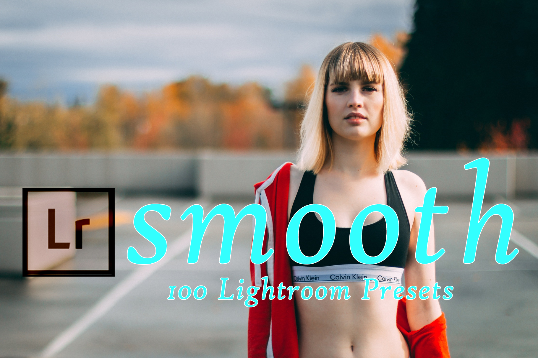 100 Smooth Lightroom Presets example image 1
