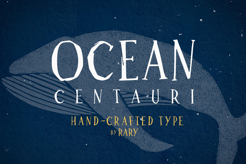 Bluebird engraver Font   An artisan hand-made stamp type. example image 8