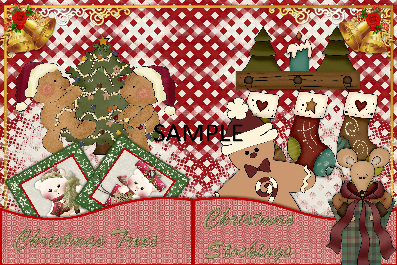 Children's Christmas Journal Kit with Free Ephemera example image 7