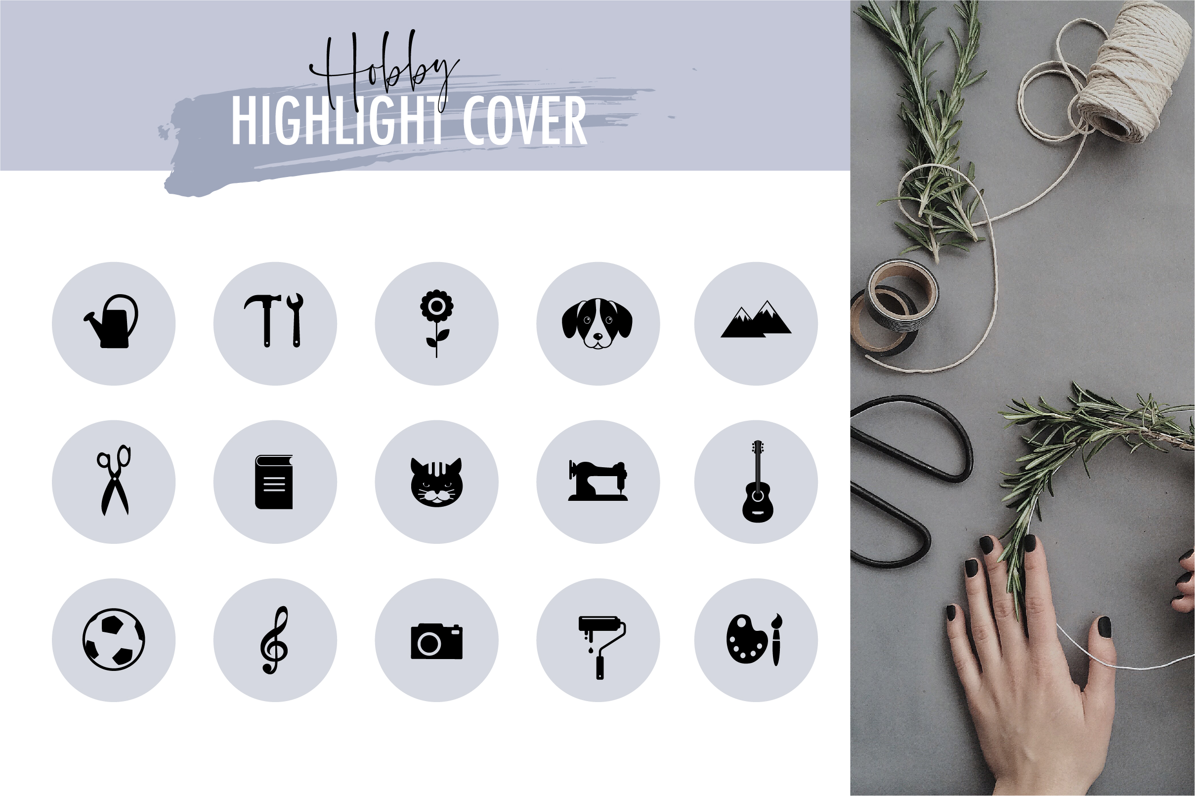 Highlight Covers for Instagram example image 4