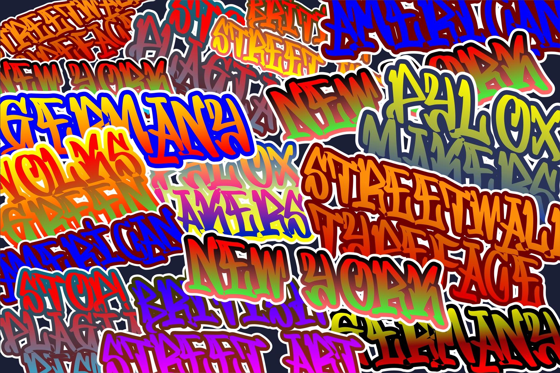 GRAFFITASI - Street Fonts example image 2