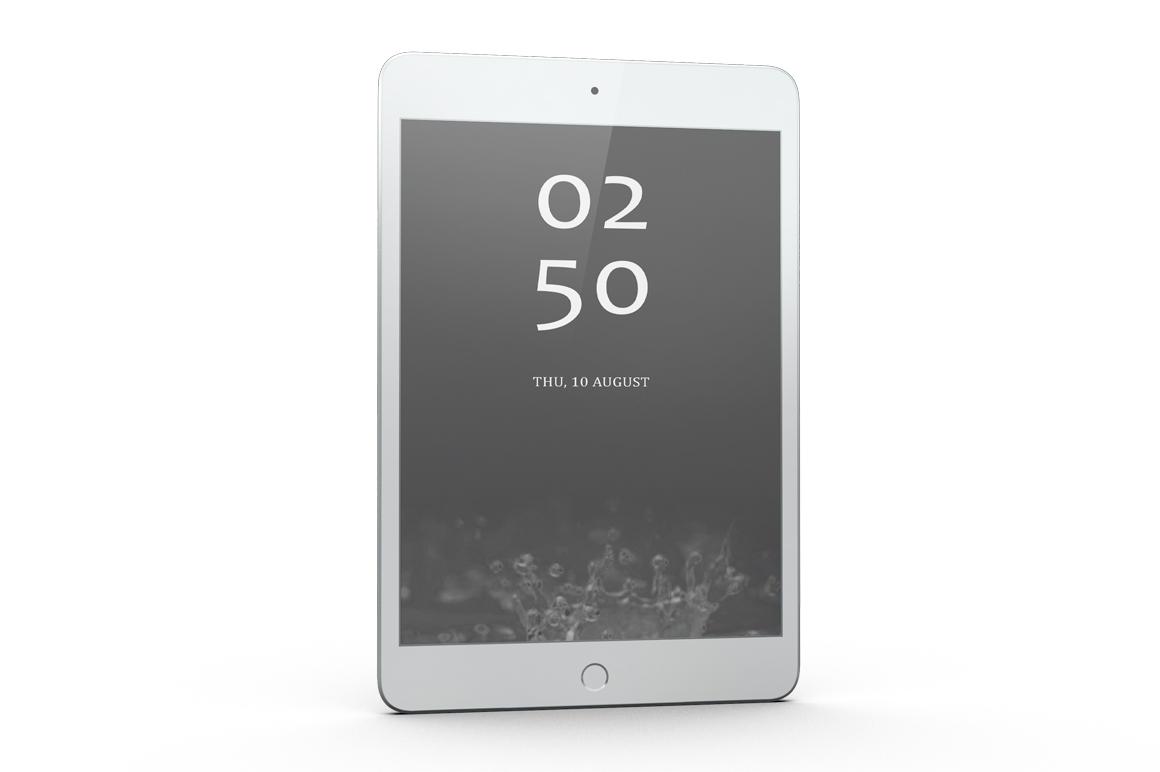 iPad Mini 4 Mock-up example image 11