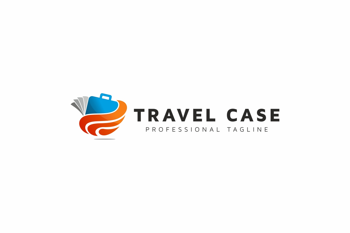 Travel Case Logo example image 3