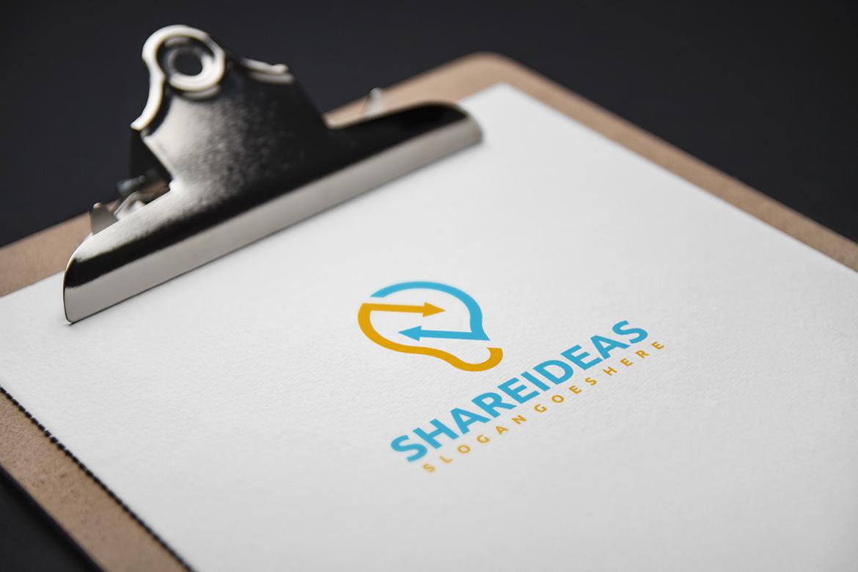 Share Ideas Logo example image 4