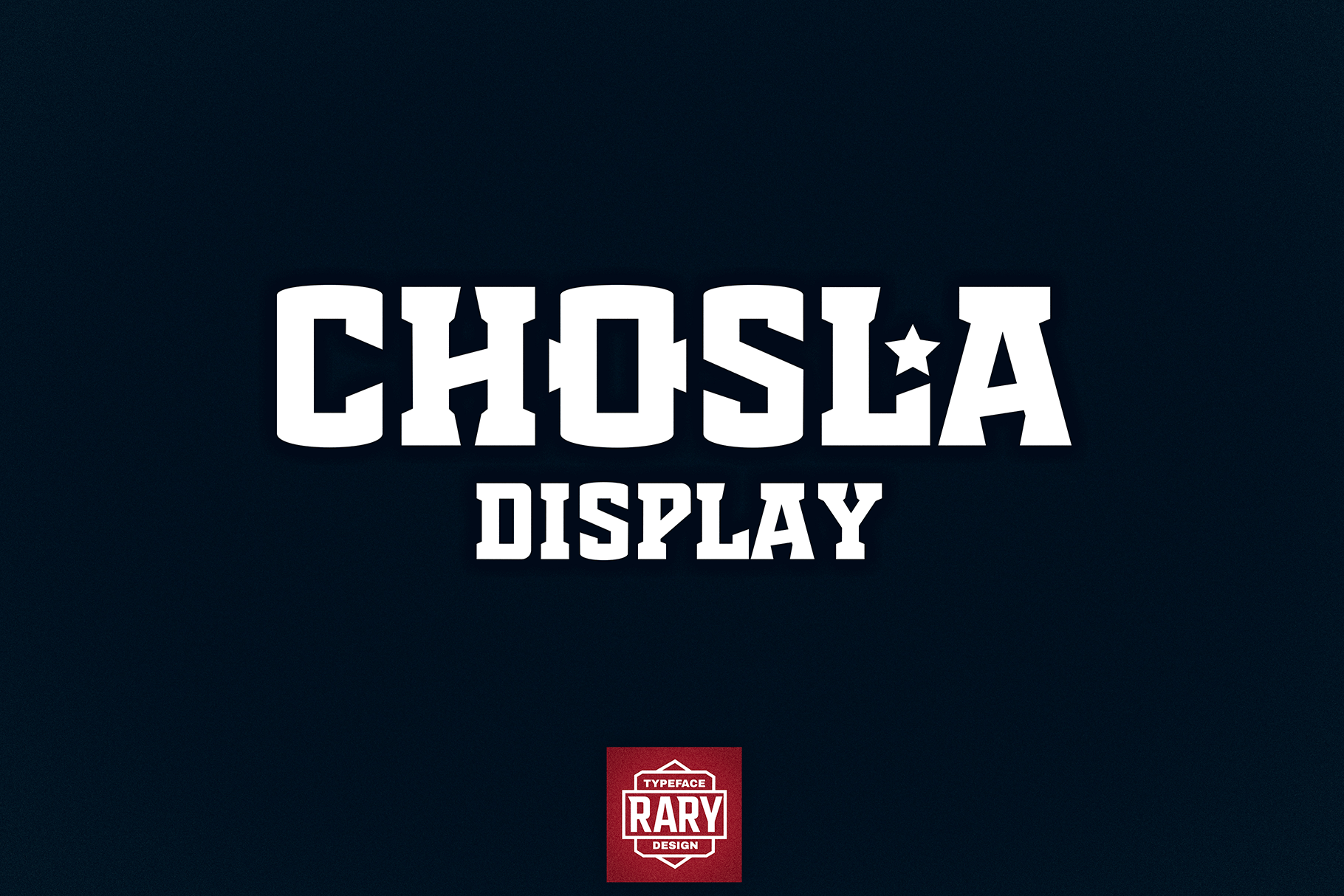 Chosla | Sports font family bundle. example image 15