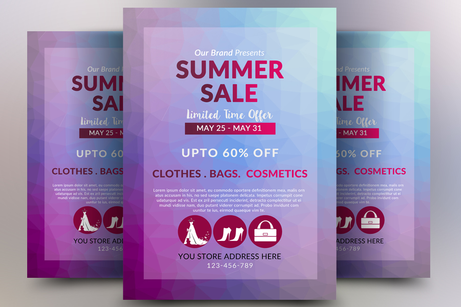 Limited Summer sale example image 1