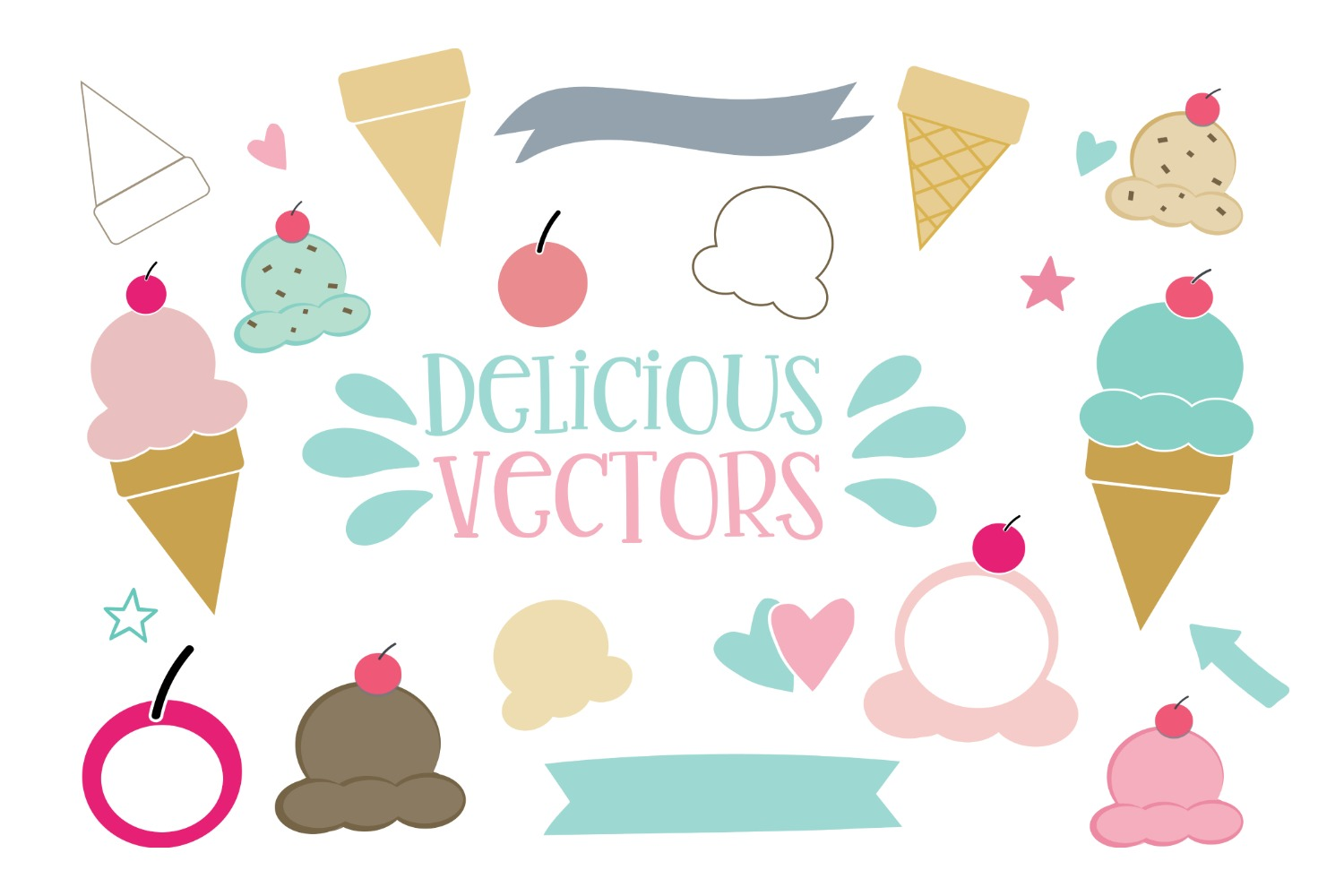 Totally Sweet Font Bundle example image 12