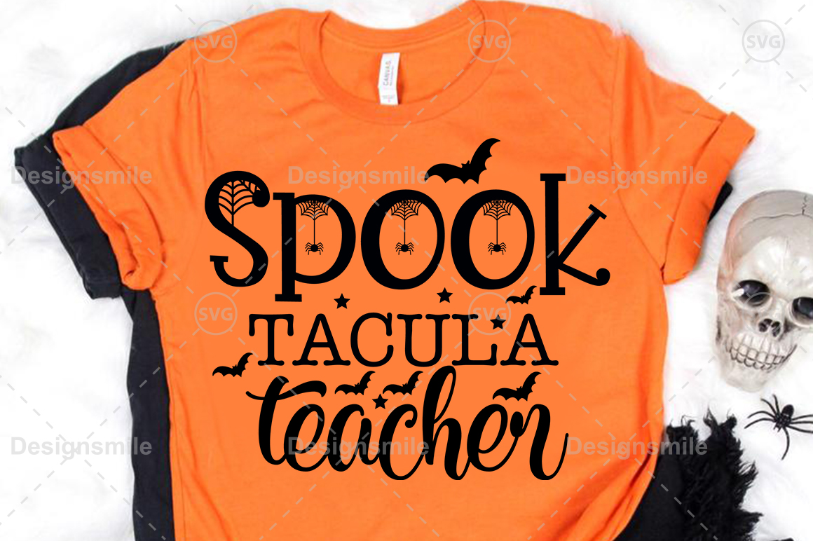 Halloween Tshirt Design Bundle example image 14