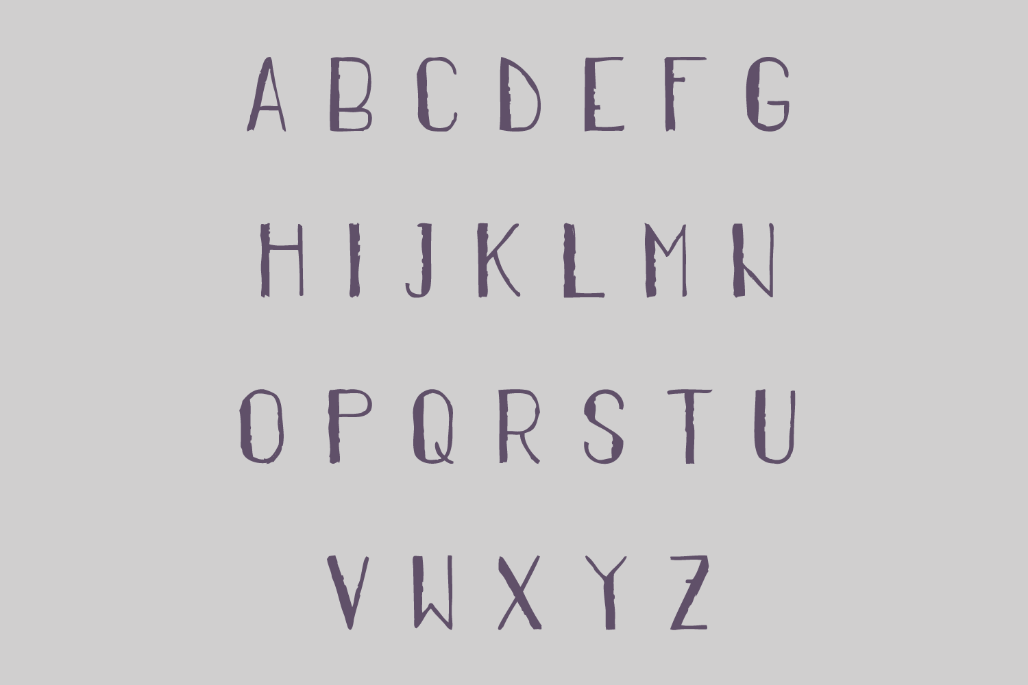 Stripped - A Thin Retro Font example image 4