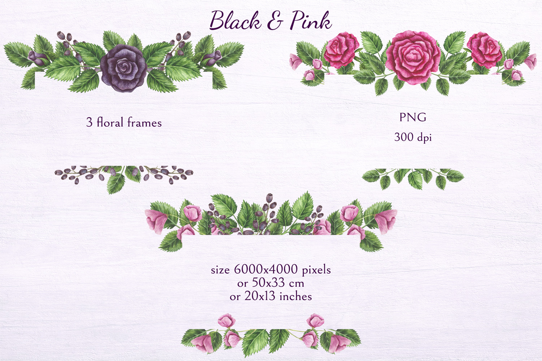 Black & Pink example image 9