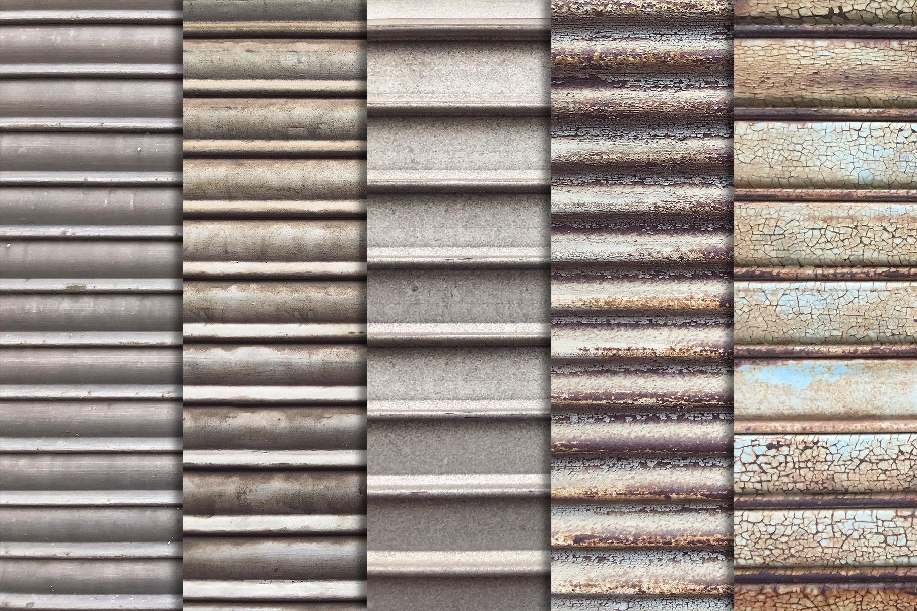 Garage Door Textures x10 example image 3