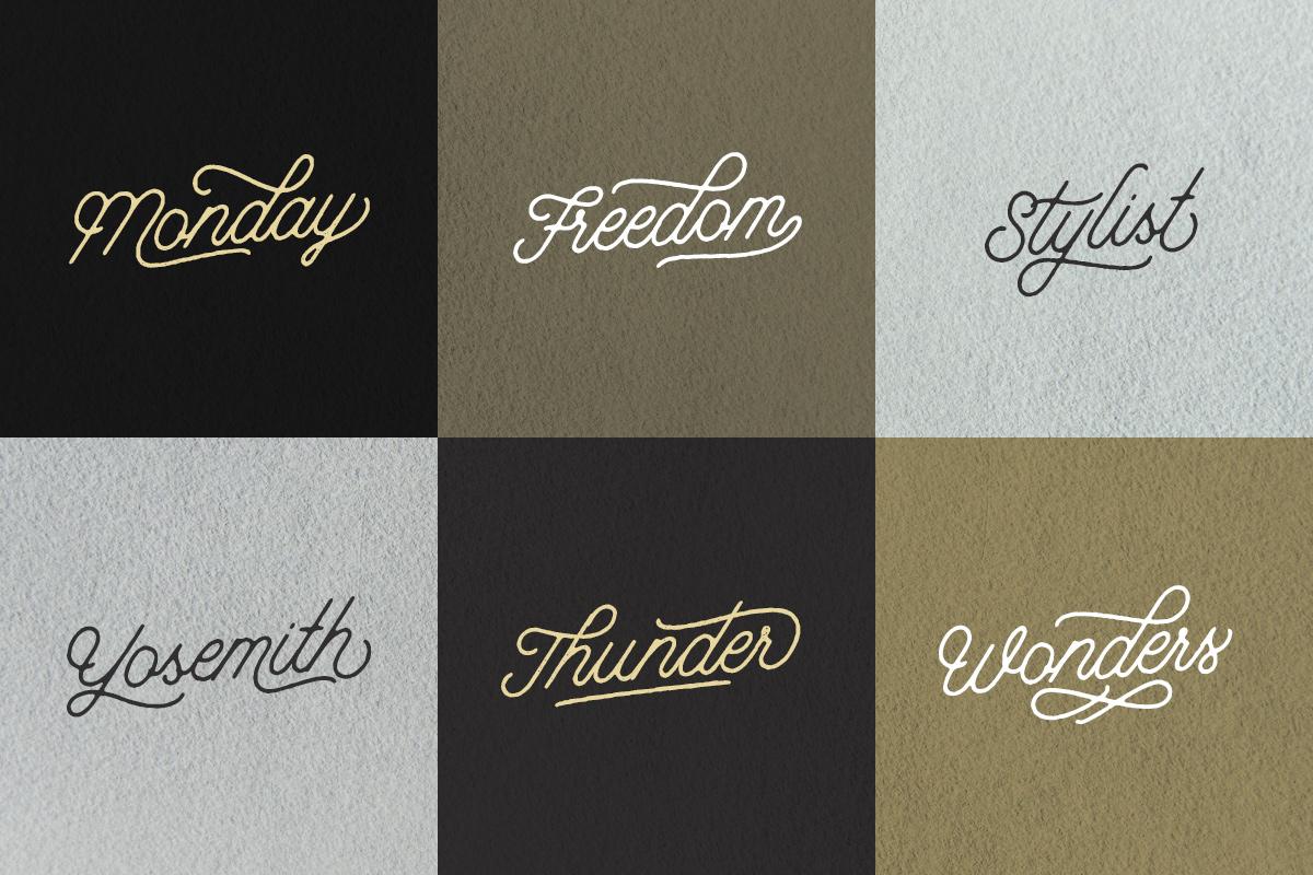 Riverside Font Duo example image 7