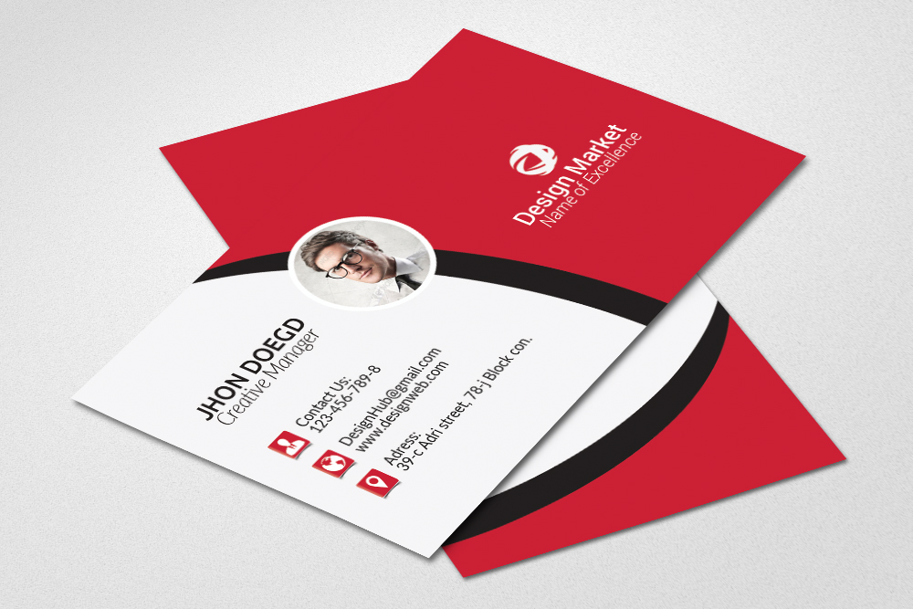 Business Cards Templates example image 1