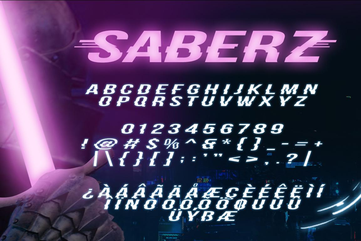Saberz example image 7