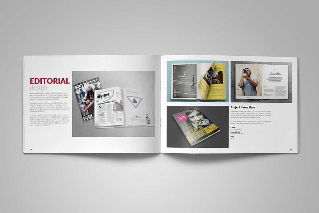 Graphic Designer/Photographer Portfolio example image 13