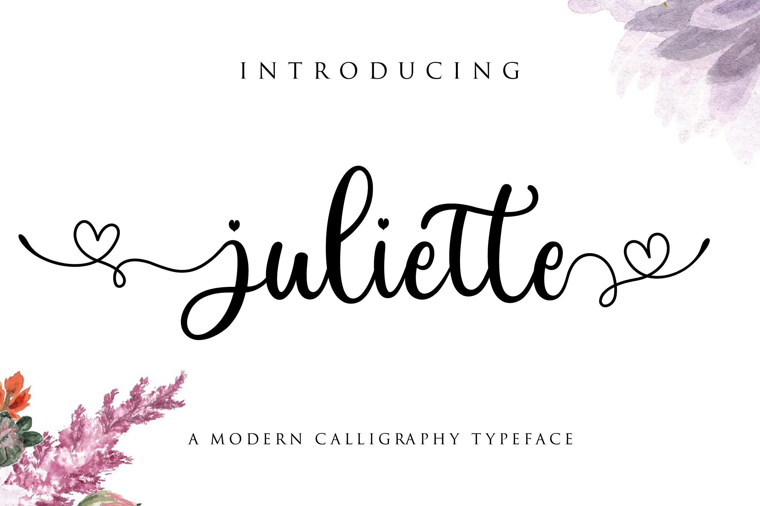 juliette script example image 1