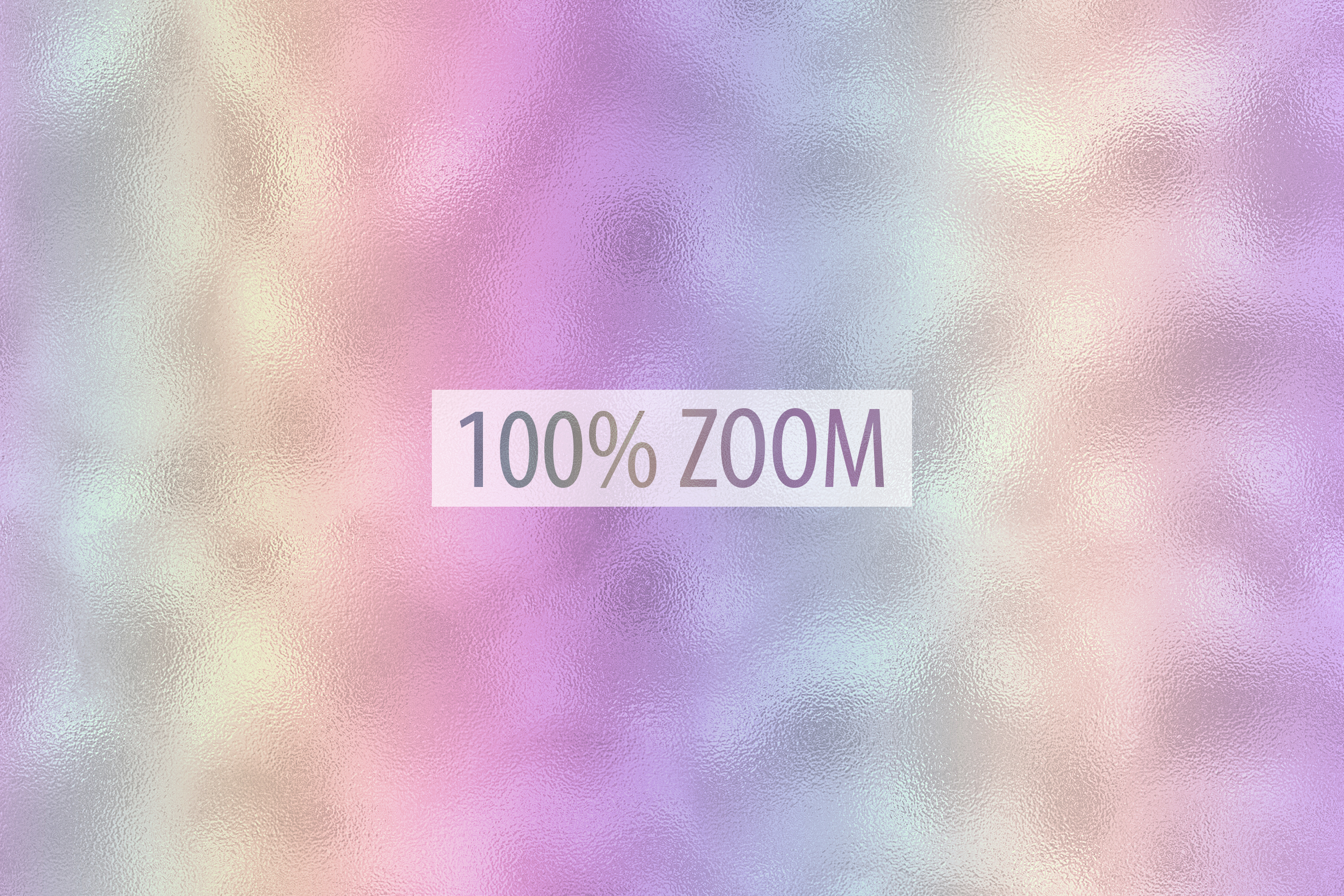 10 Iridescent Textures - Seamless Holographic Foil example image 10
