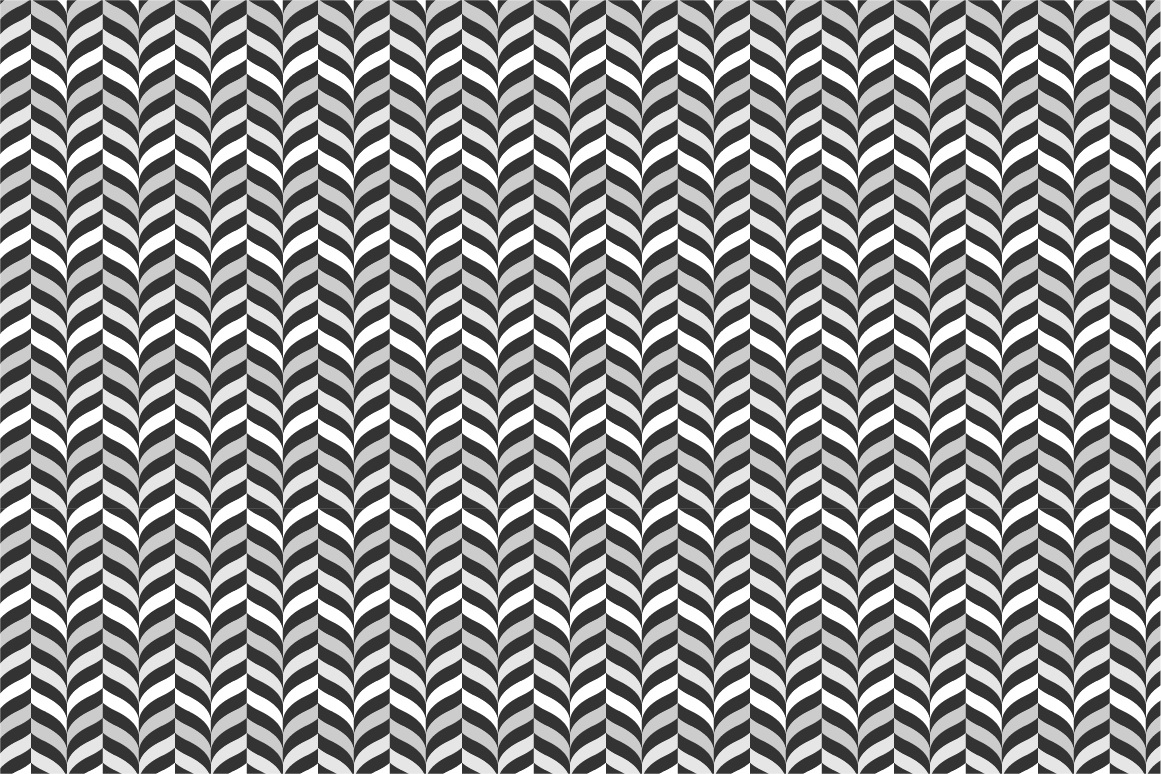 Collection of seamless patterns. example image 6
