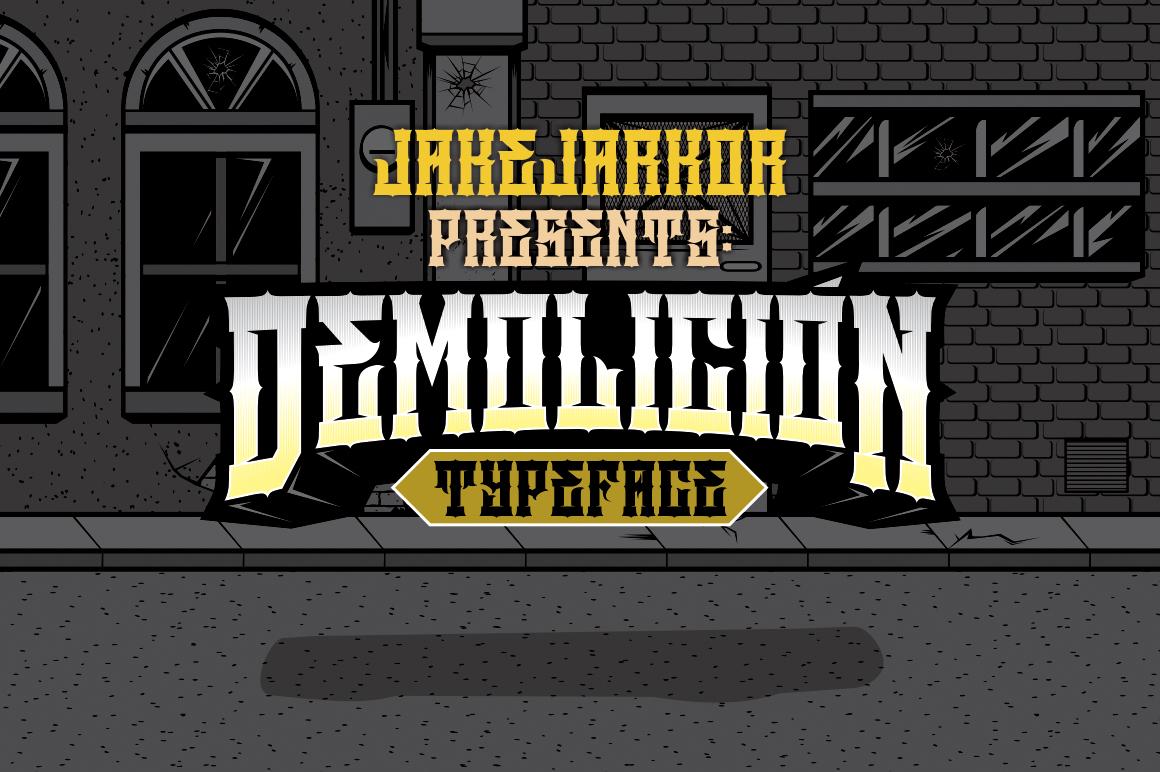 DEMOLICIÓN example image 1