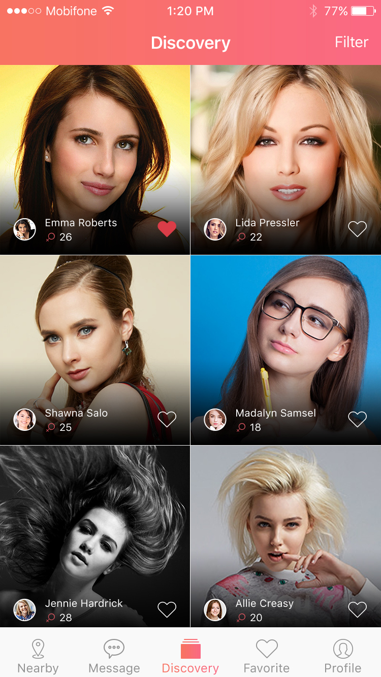 Bubbdy - Dating App example image 11