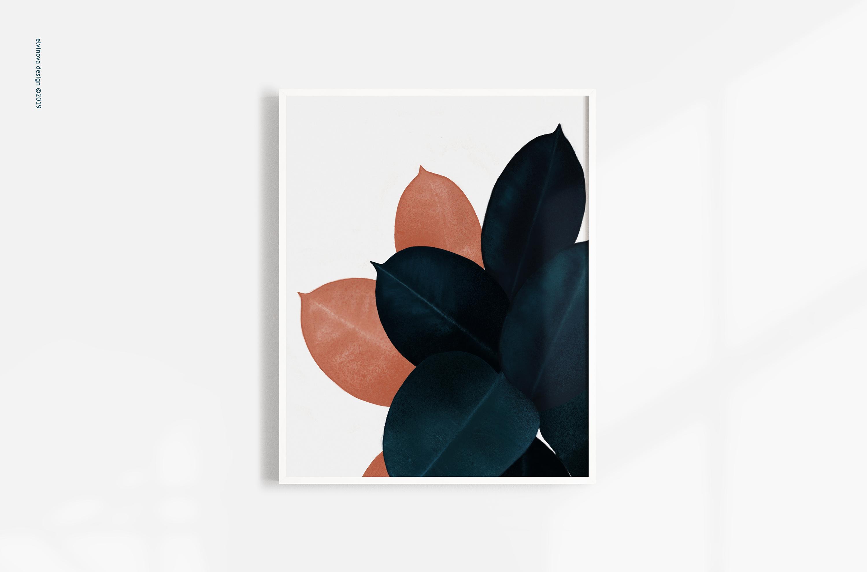 Ficus plant art & textures example image 4