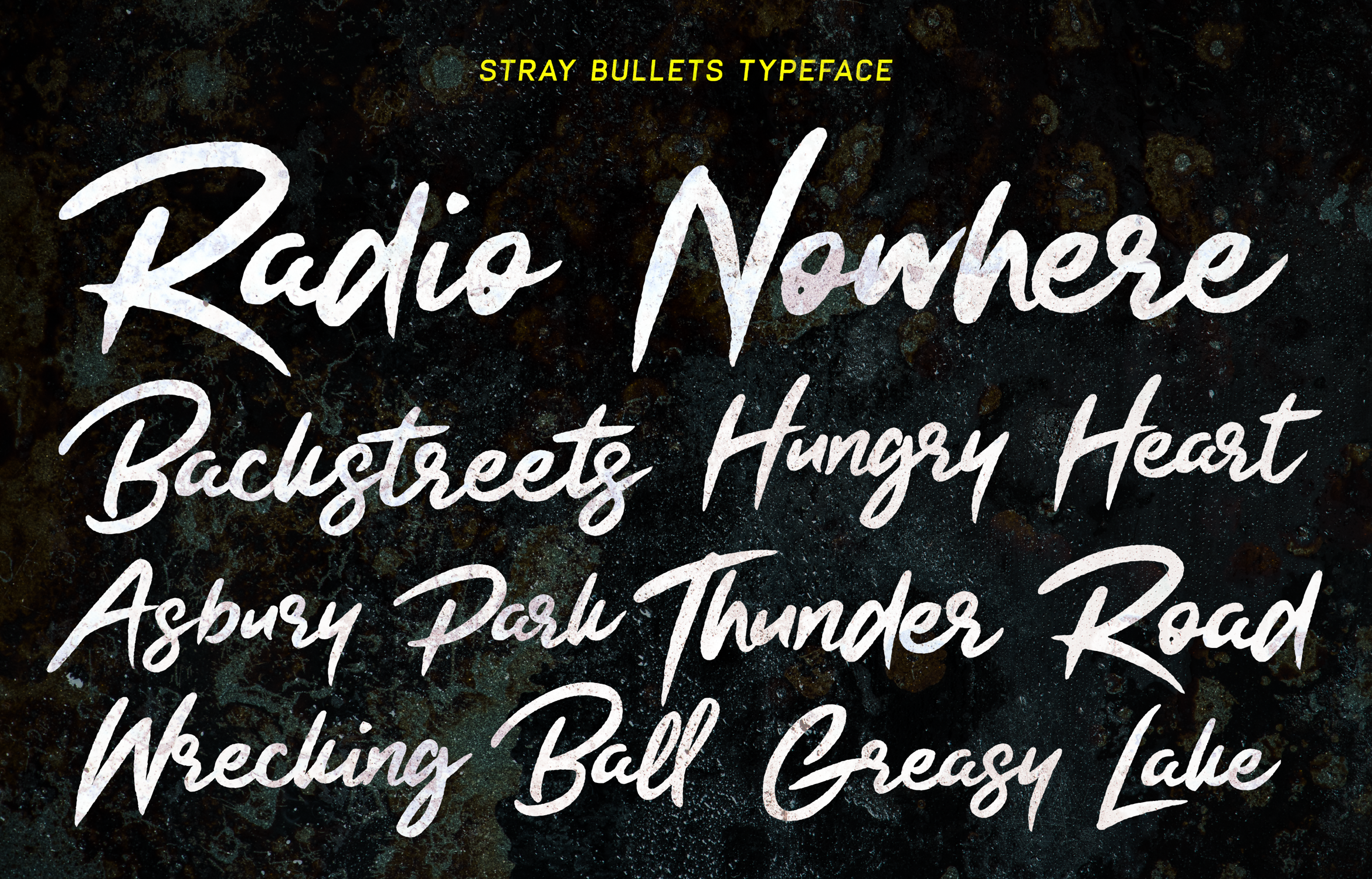 Stray Bullets example image 8