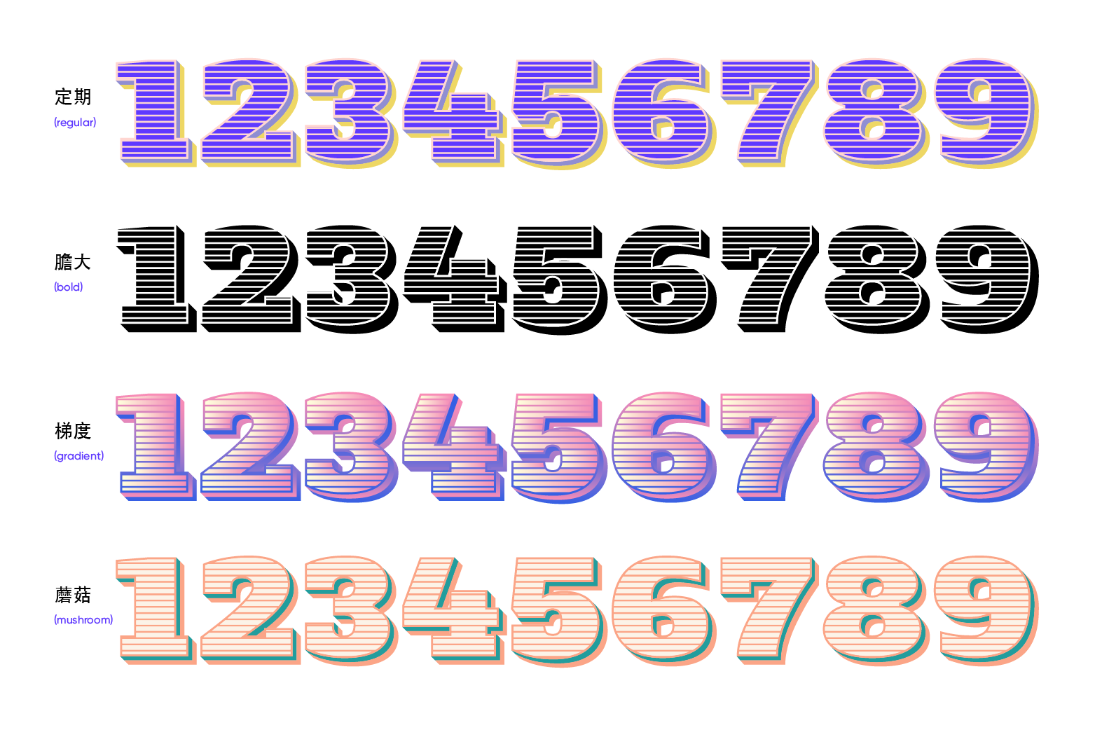 Flux Font example image 9