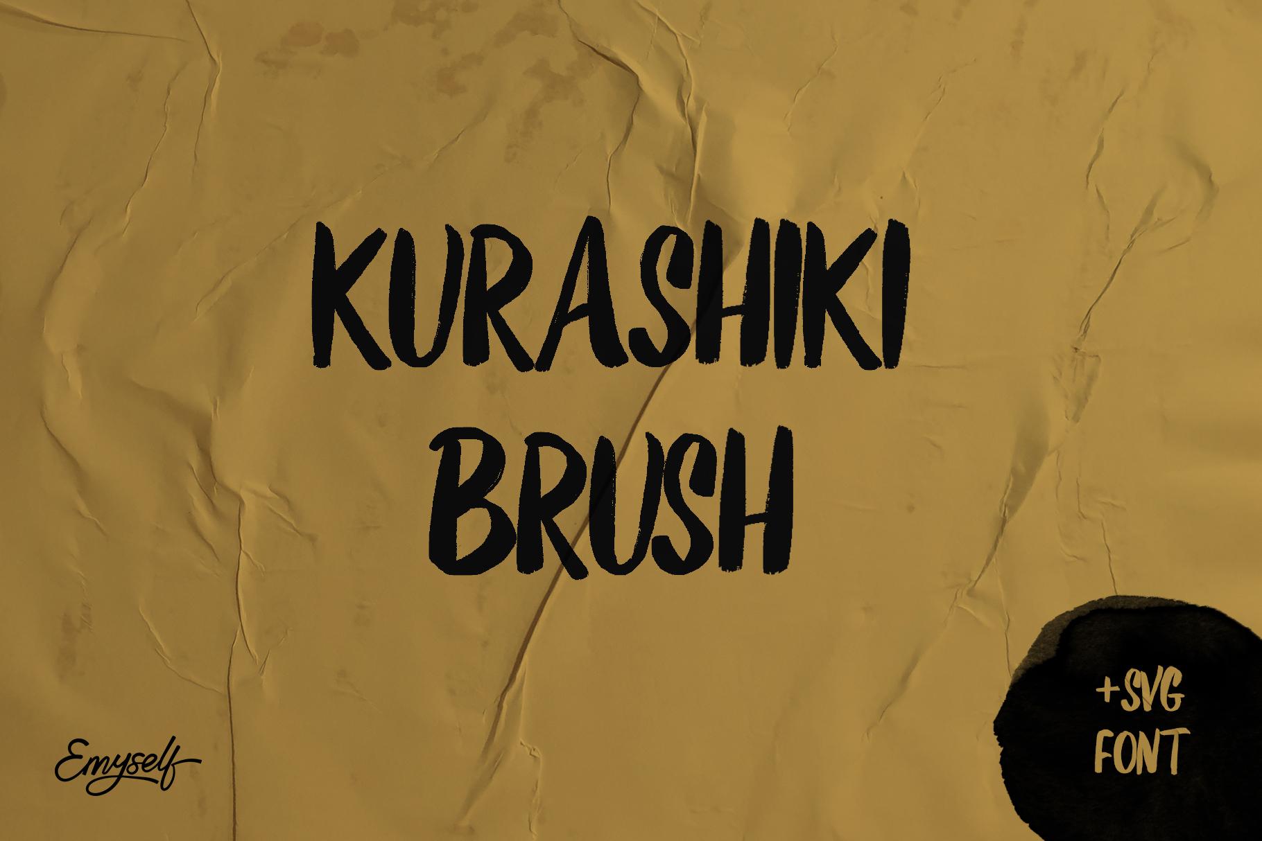 Kurashiki Brush example image 1