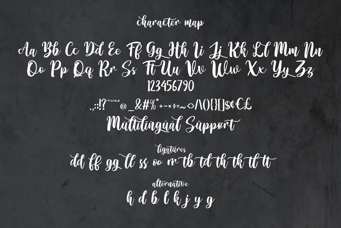 Anissta Script example image 6
