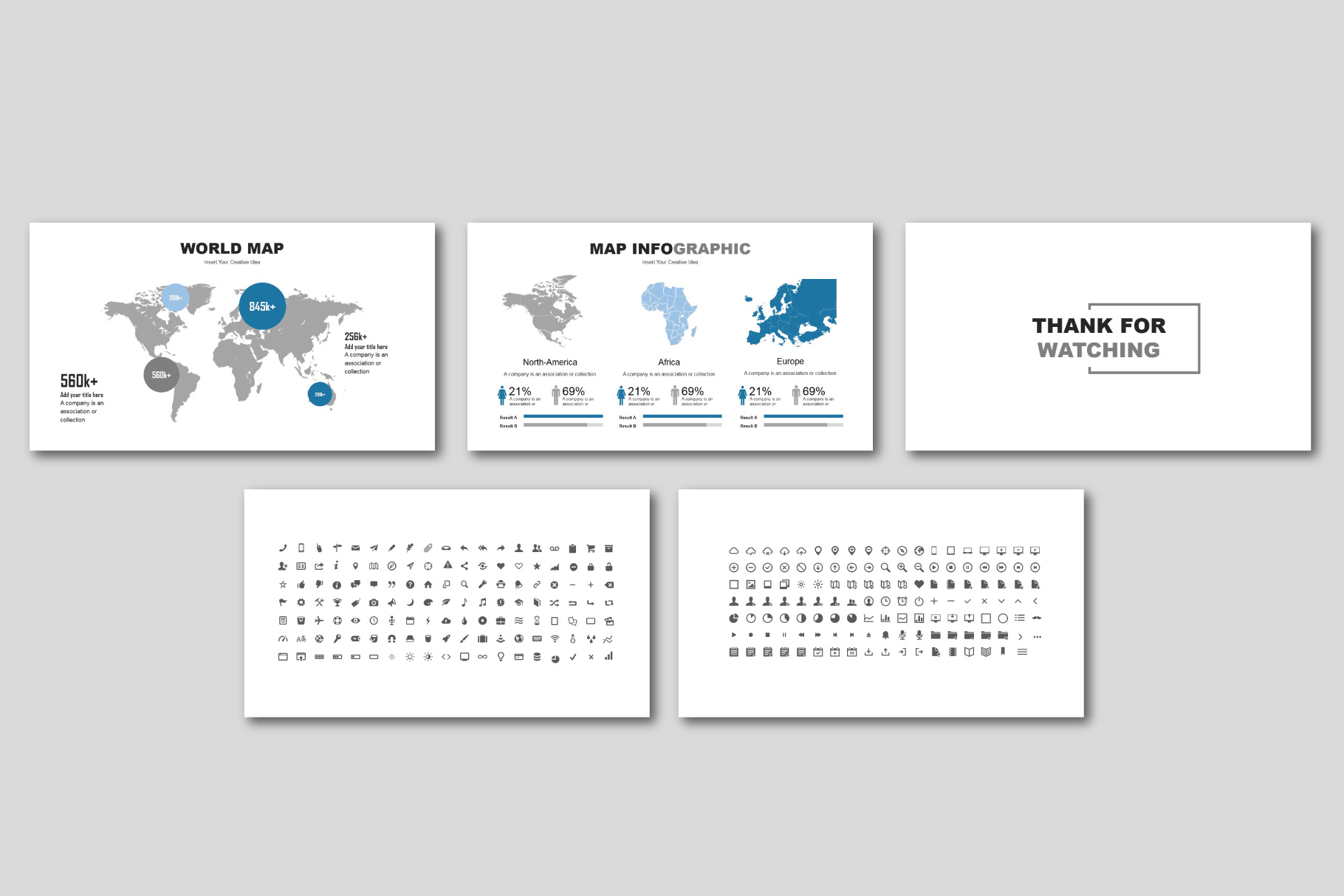 The Best Concept Business PowerPoint example image 6