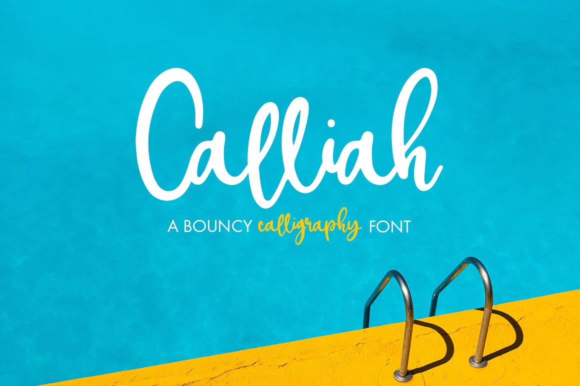 Calliah example image 1