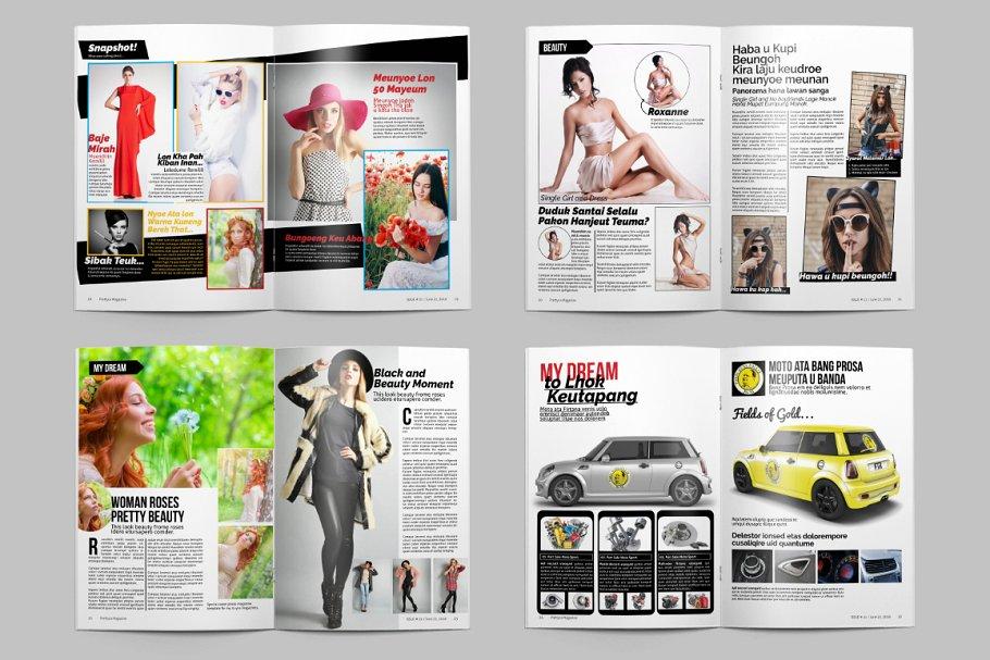 Prettyca Magazines example image 7