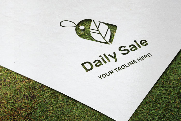 Discount Tag Logo example image 4