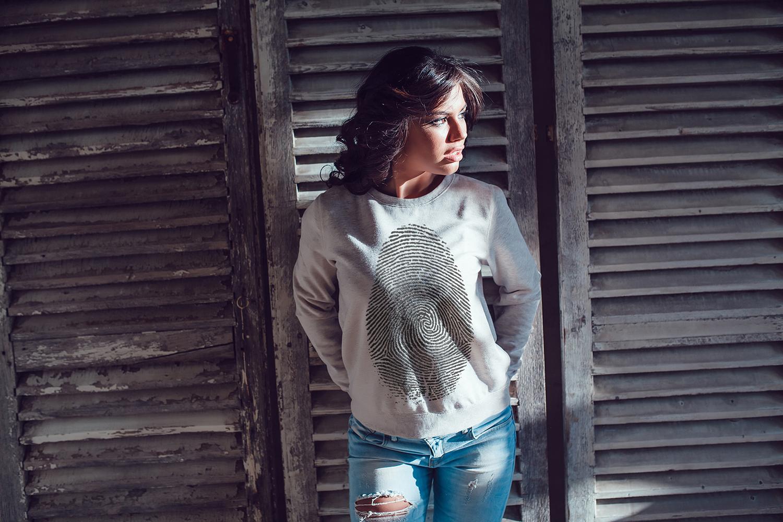 Sweatshirt Mock-Up Vol.1 2017 example image 7