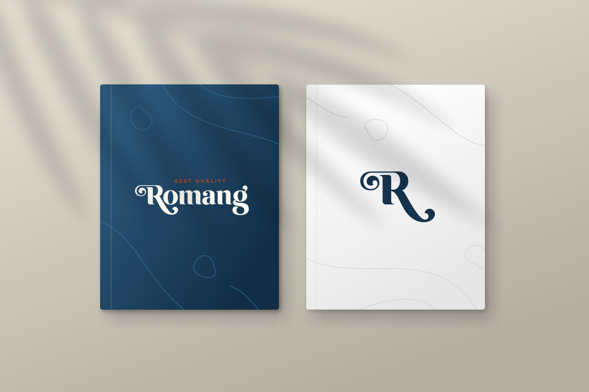 Emirates - Beautiful Curved Font example image 2
