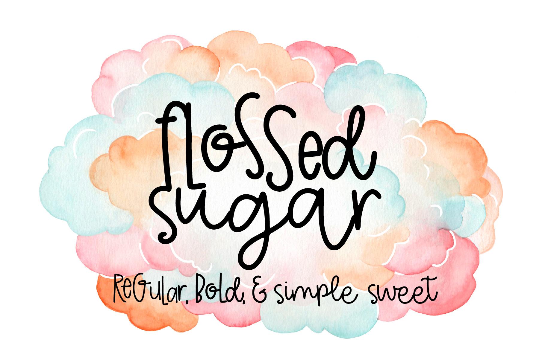 Flossed Sugar example image 5