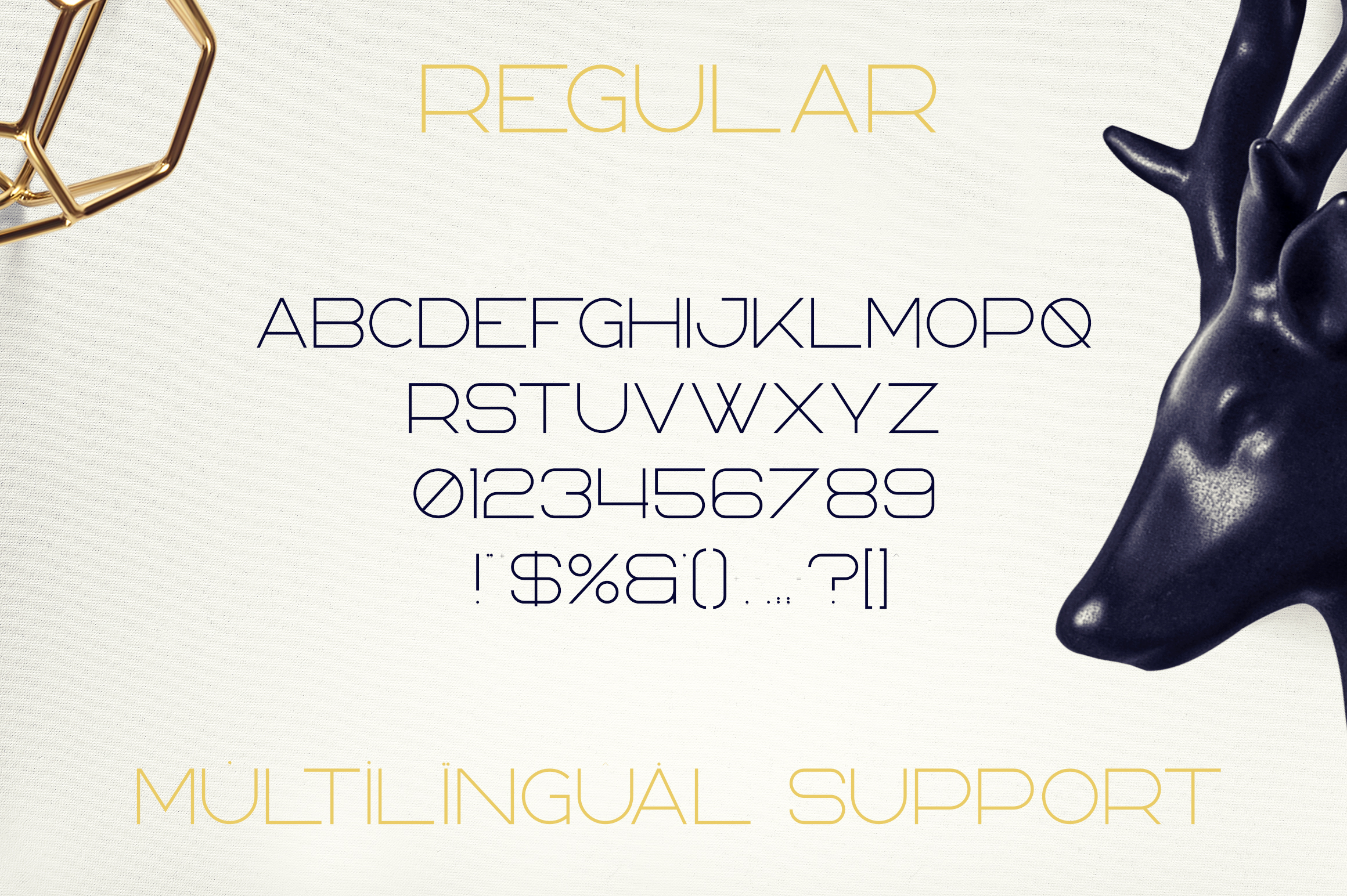 Bosnia - Sans Serif font   2 styles example image 8