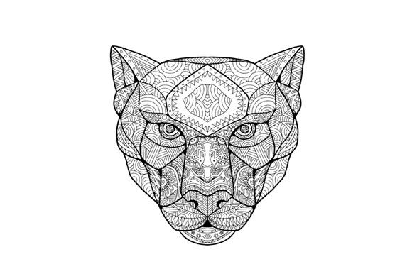 Black Panther Zentagle  example image 1