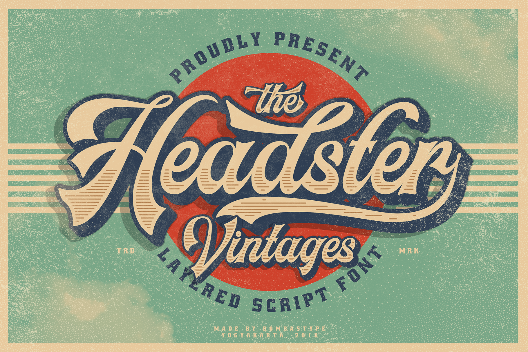 Headster Layered Family example image 2