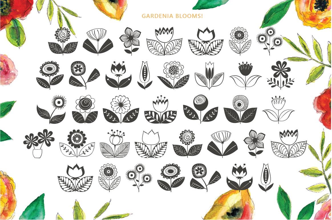 Gardenia + Blooming Bonus example image 3