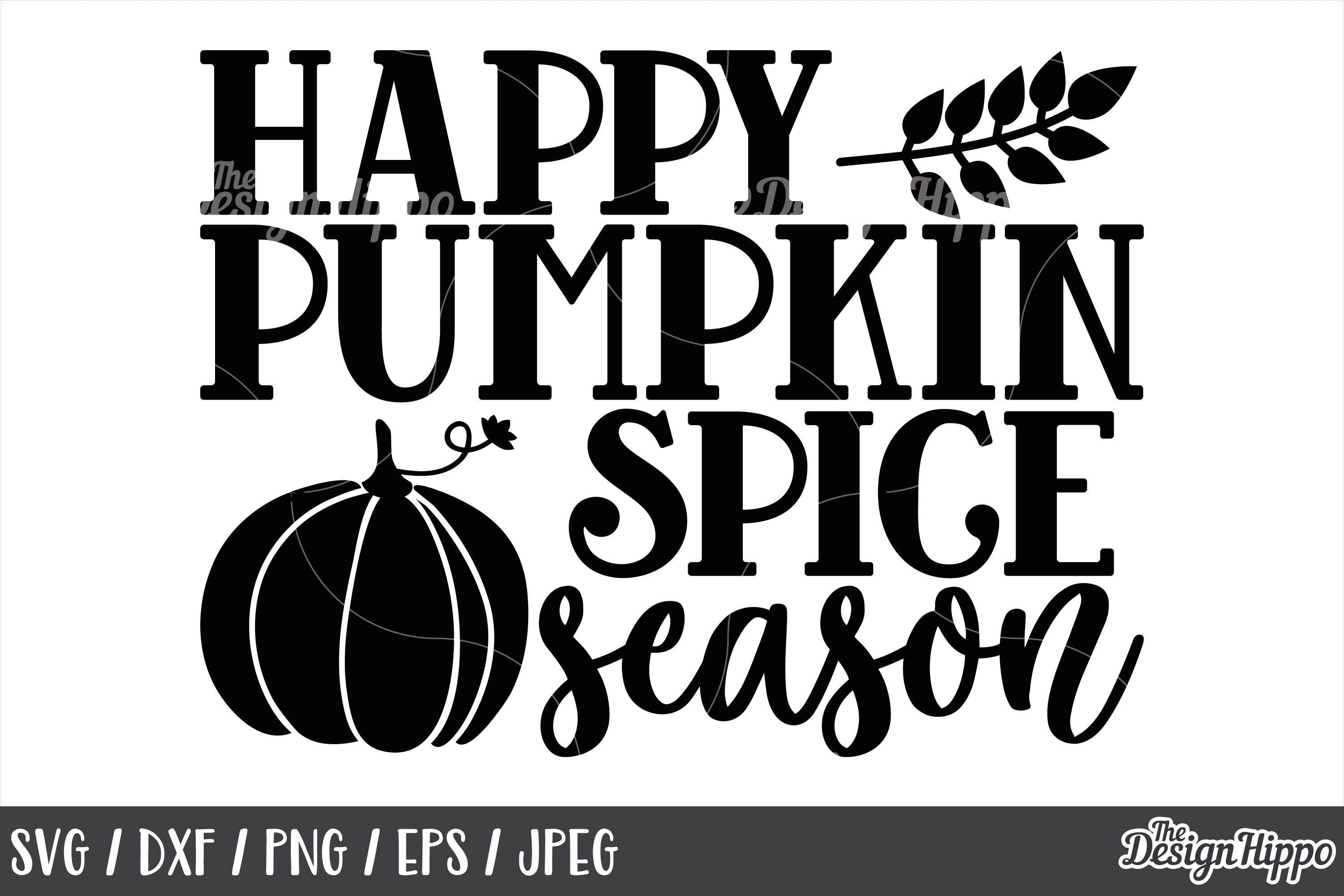 Fall SVG Bundle, Autumn, Fall, Pumpkin spice, Fall y'all SVG example image 9