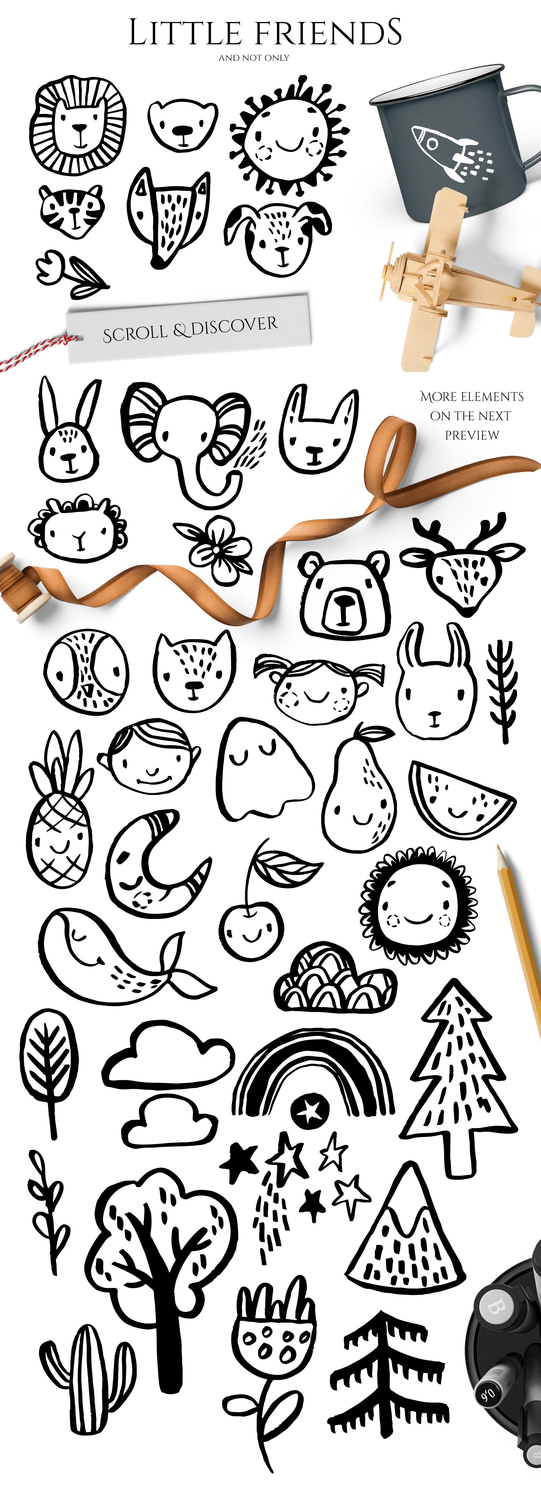 Scandinavian ink design creator example image 4