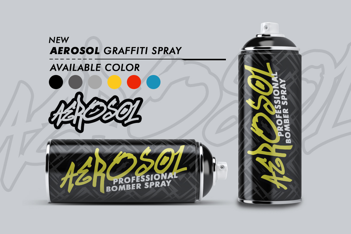 MostWanted Graffiti Font example image 4