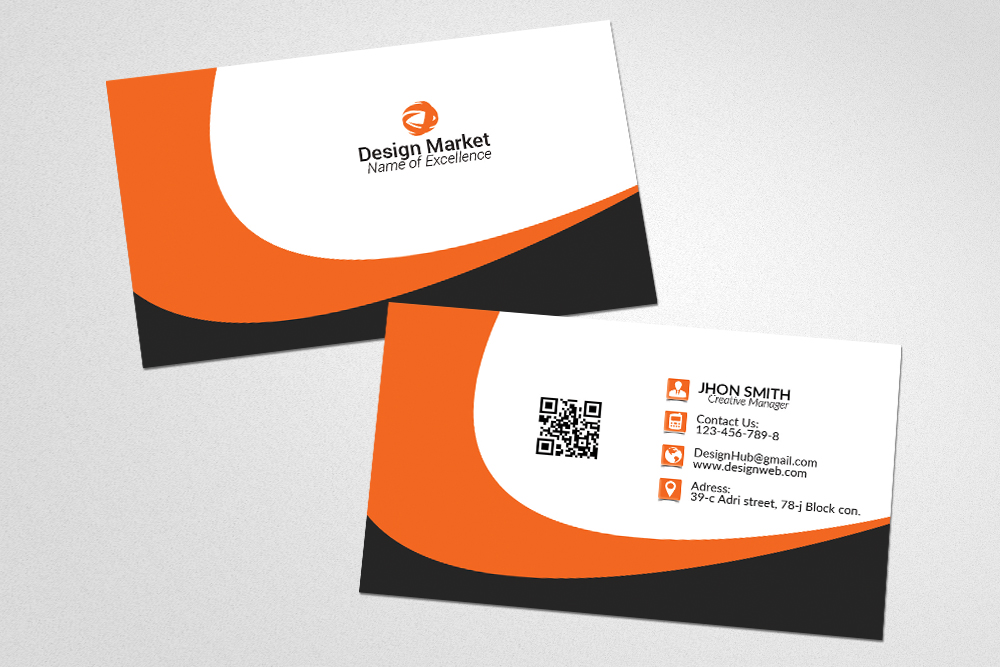 Multi Use Business Cards Template example image 3