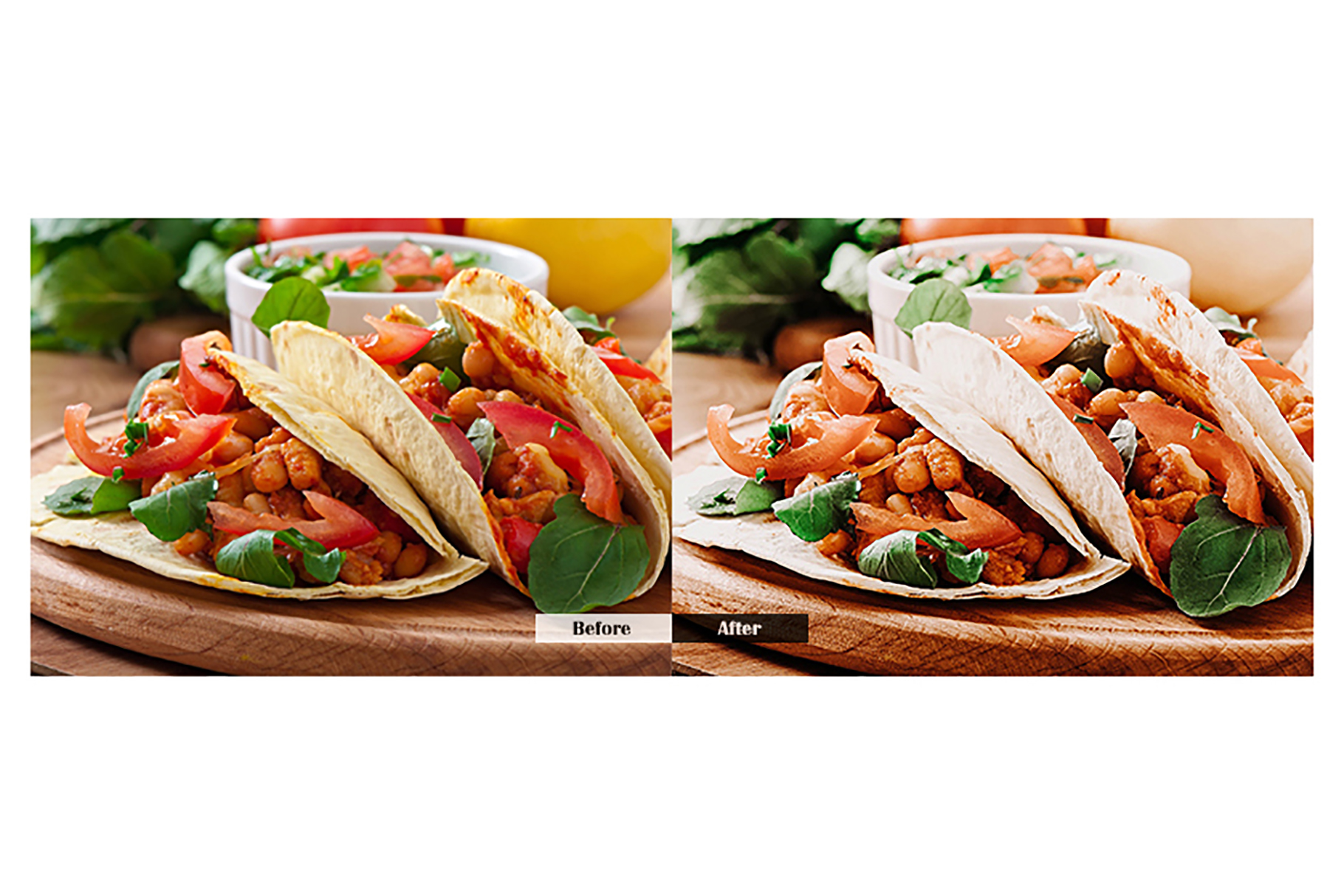 Food Lightroom Mobile Presets example image 6