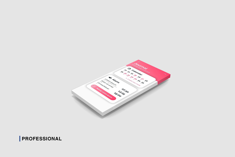 Smartphone Screen Mockup example image 2