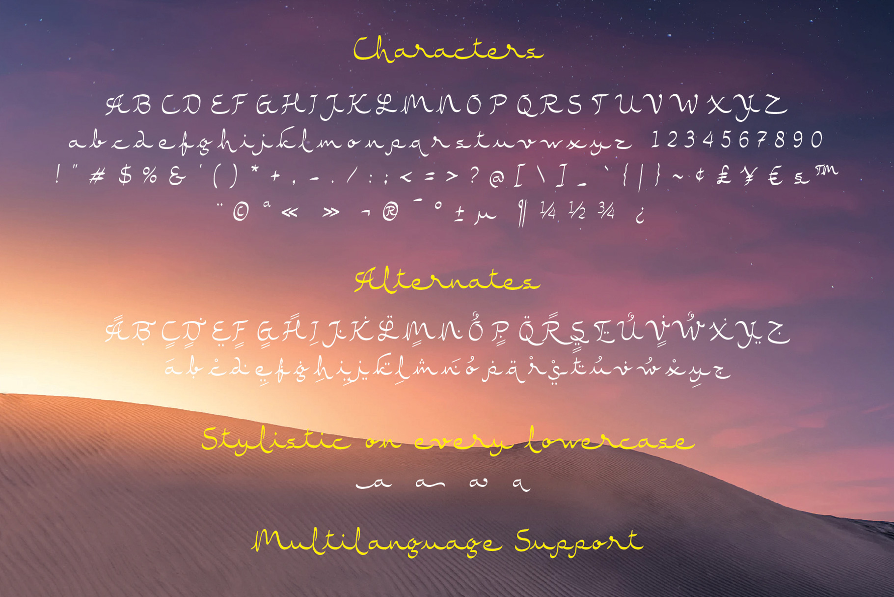 Rasyideen - Arabic Style Typeface example image 6