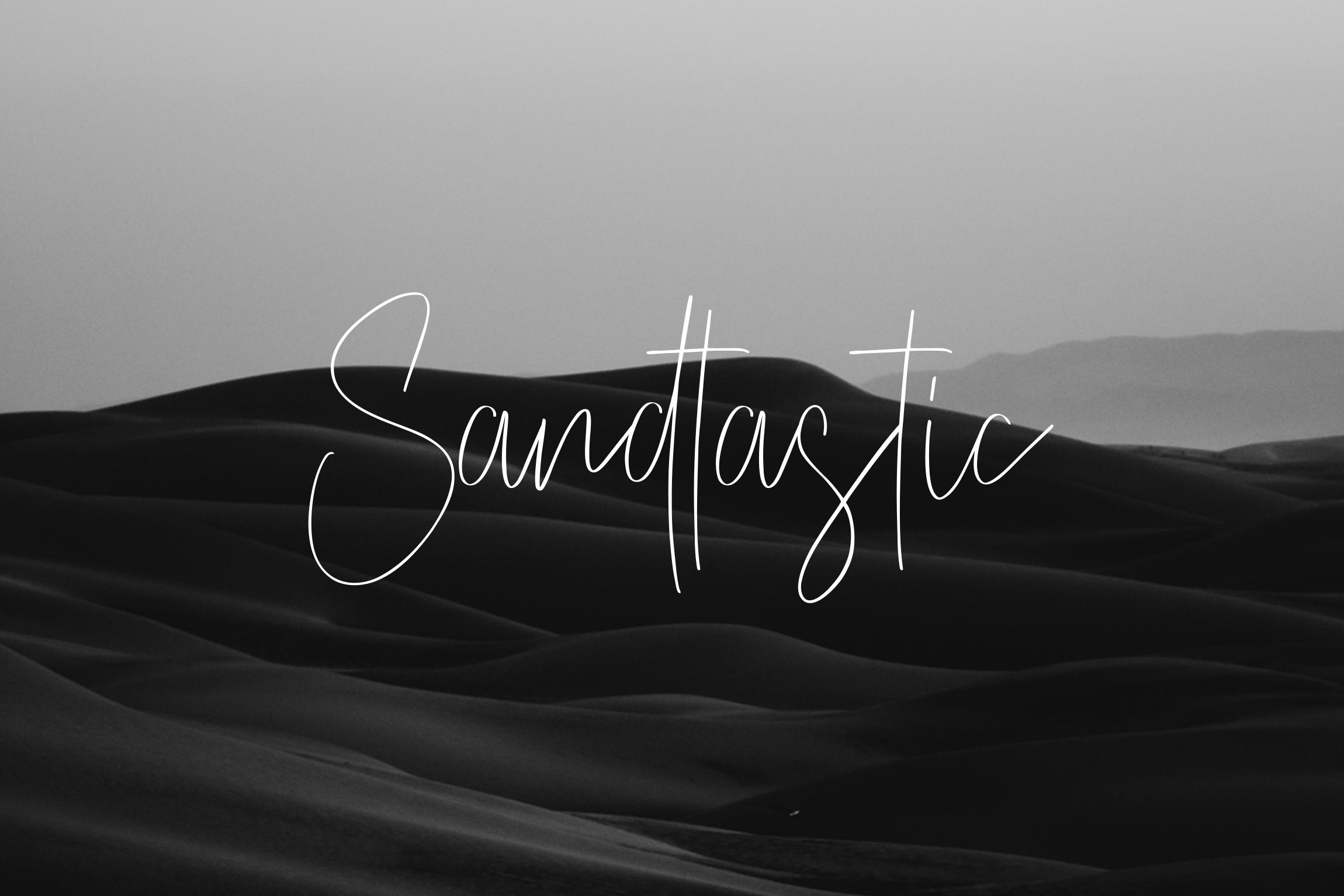 Hello Subrim Typeface example image 6