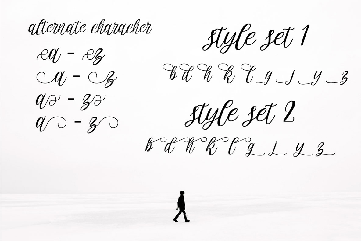 rehattyn | Bouncing Script example image 3