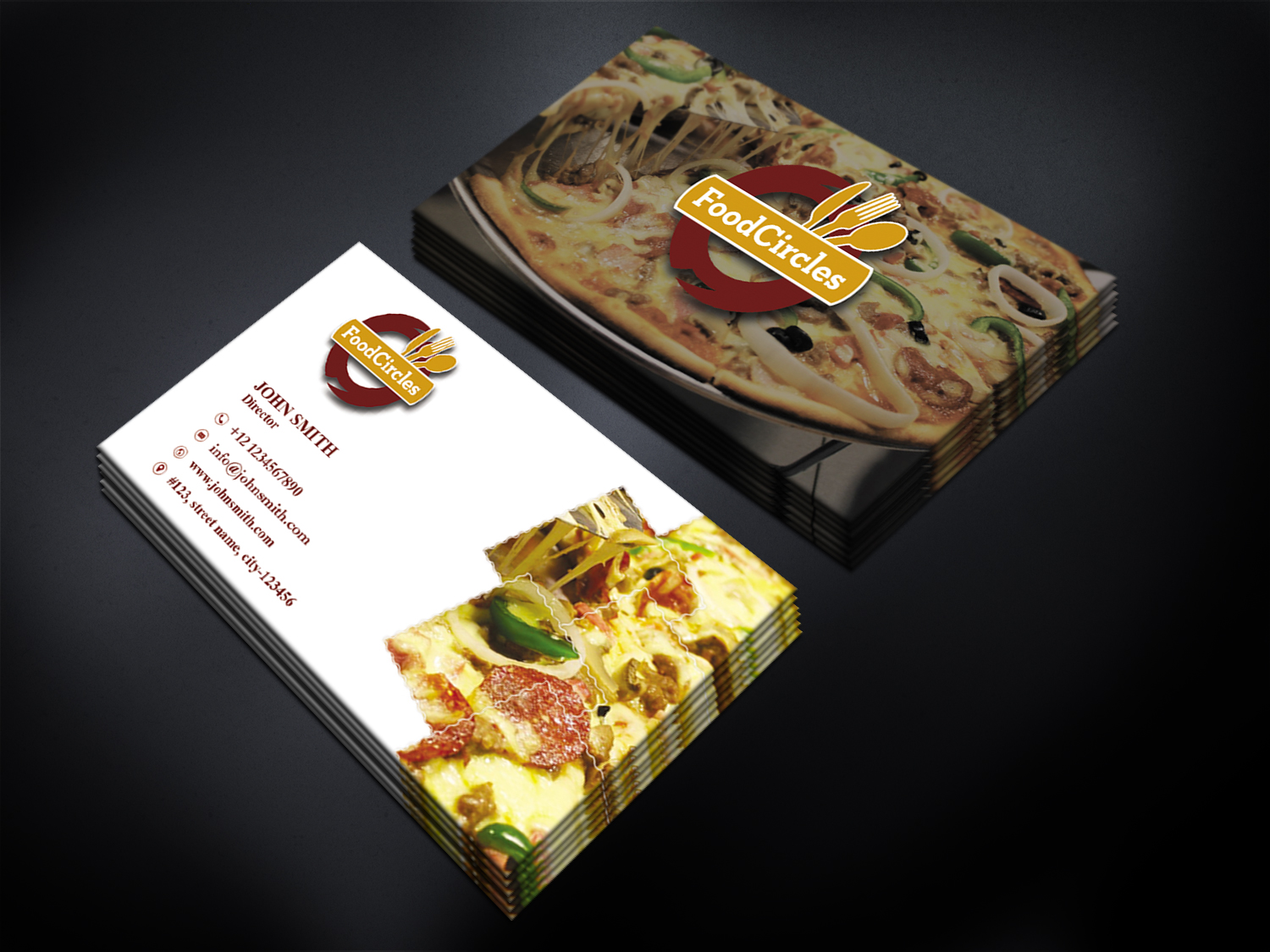 5 Business card bundle - Limited Period Offer example image 6